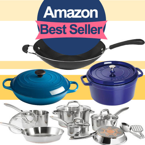 From $19.97 Best Cookware Roundup @ Amazon