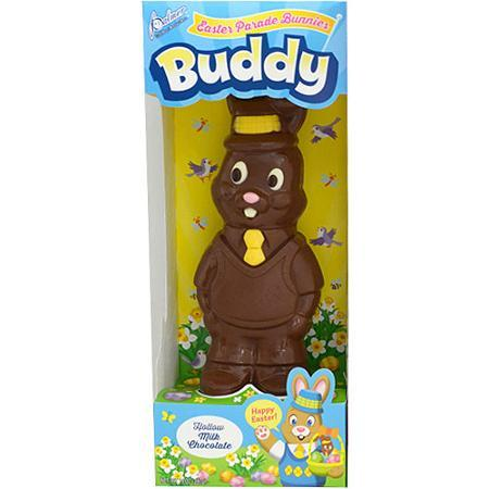$2 Palmer Hollow Milk Chocolate Easter Bunny, 14 oz ( Color/gender will vary)