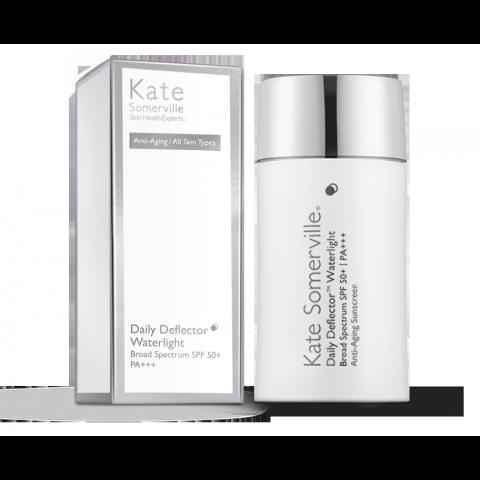 DEALMOON EXCLUSIVE! $5 OffClinic-To-Go Resurfacing Peel Pads and Daily Deflector Waterlight @ Kate Somerville
