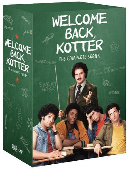 $58.99 Welcome Back, Kotter: The Complete Series