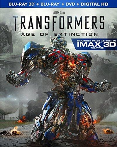 $19.98 Transformers: Age of Extinction [Blu-ray]