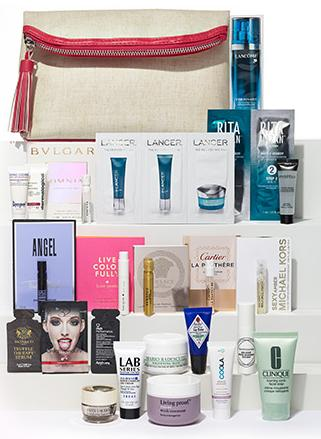 Free 24-piece Gift($121 Value)  with Any $130 Beauty or Fragrance Purchase @ Nordstrom