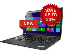 Extra 30% Off ThinkPads Series Laptops
