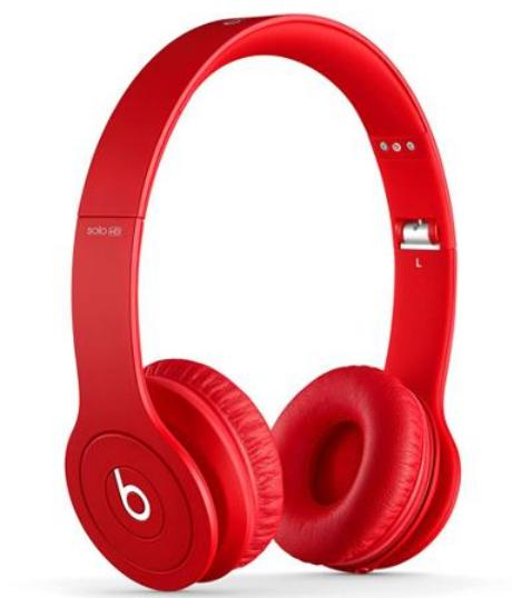 $129.99 Beats by Dre Solo HD Drenched Headphone