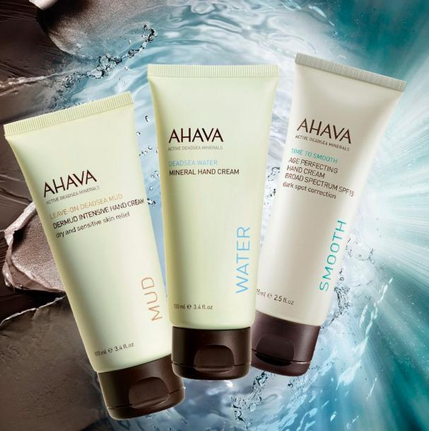 Up to 60% Off Flash Sale @ AHAVA