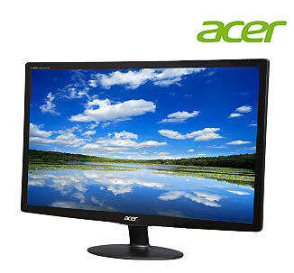 "$119.99 Acer S240HL bd Black 23.6"" 5ms Widescreen LED Backlight LCD Monitor"