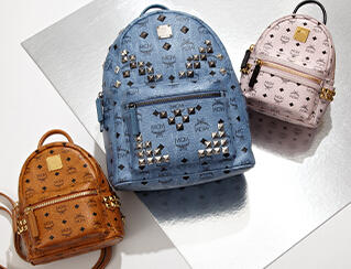 Up To $700 Gift Card MCM Backpacks, Handbags Purchase @ Saks Fifth Avenue