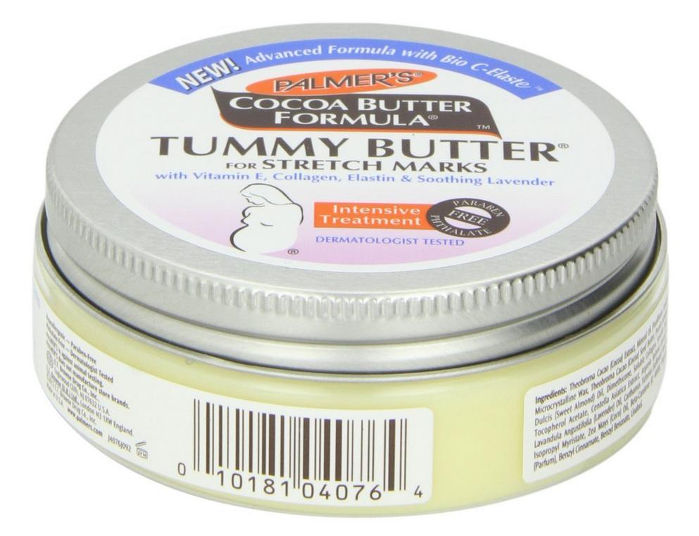 $15.93 Palmer's Cocoa Butter Formula Tummy Butter For Stretch Marks, 4.4-Ounce Units (Pack of 3)