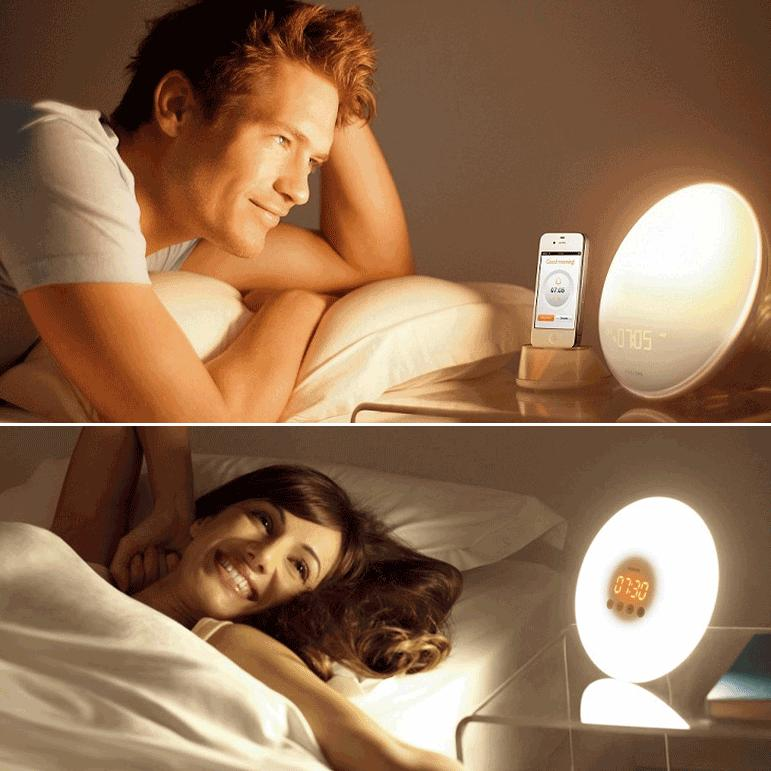 Philips Wake-Up Light HF3520/60
