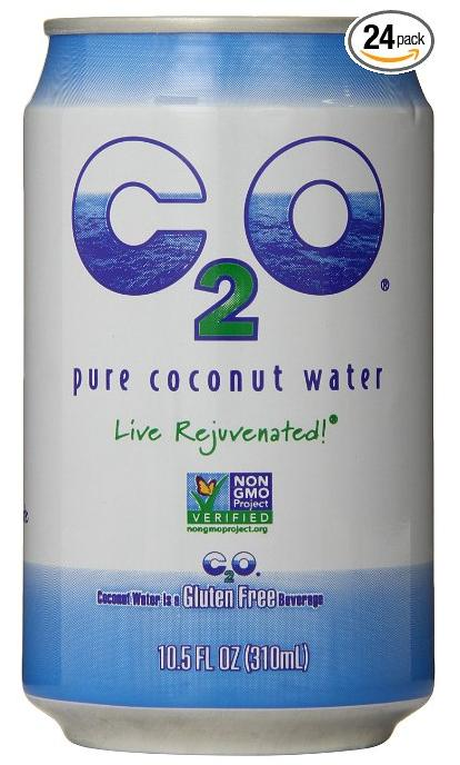 Extra 15% Off Select C2O Pure Coconut Water @ Amazon