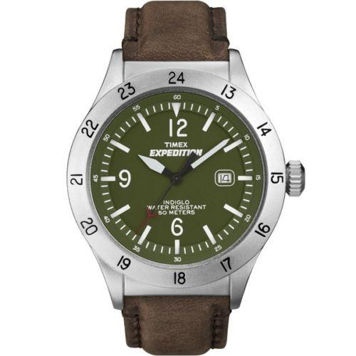 $24.97 Timex Men's Expedition Military Brass Watch T49881