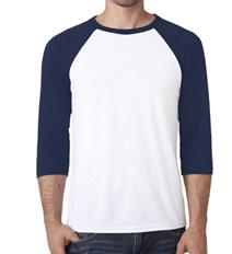 2 for $10 + Free ShippingKnocker Men's 3/4 Sleeve Baseball Shirt