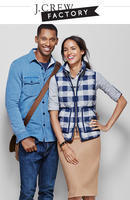 Up to 50% Off clearance sale @ J.Crew Factory