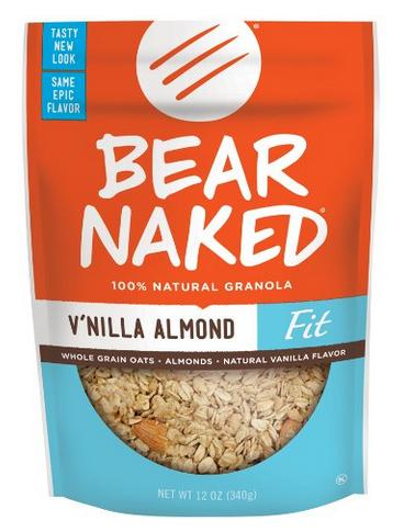 Extra 25% Off Select Bear Naked Products @Amazon.com