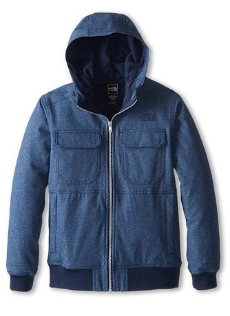 $54.99 The North Face Kids Hooded Soft Shell Jacket