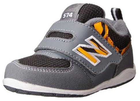 $18.14 New Balance FS574 Infant Hook and Loop Running Shoe (Toddler)