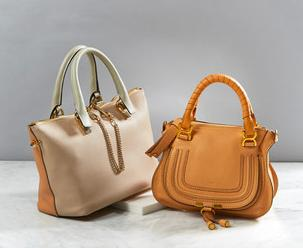 Up to 27% OffSaint Laurent, Chloe & More Designer Handbags on Sale @ ideel