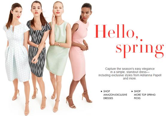 The Editor's Eye ELLE Magazine's Director Handpicks to Pair Top Spring Dresses