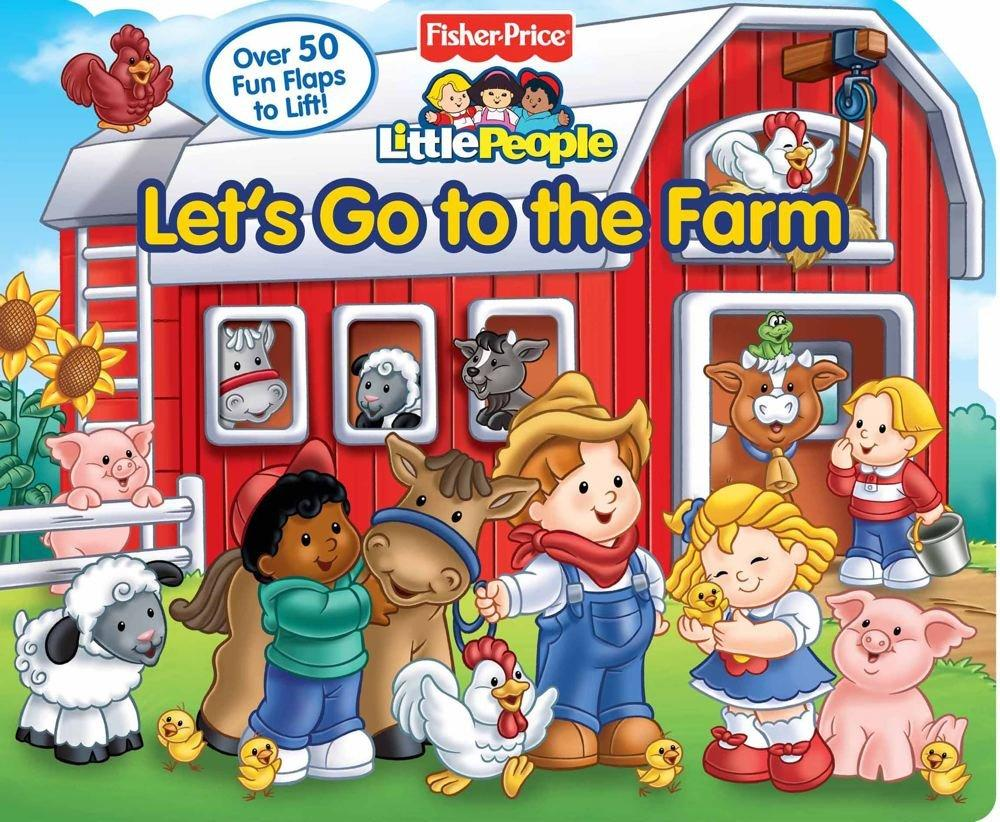 $5.51 Fisher-Price Little People Farm (Lift-the-Flap)