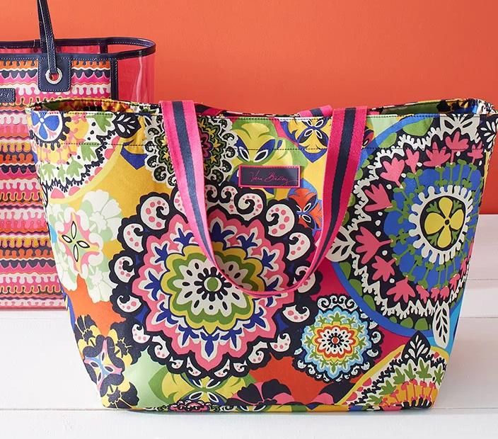 Spend More Save Moreon Hangbags Sale @ Vera Bradley