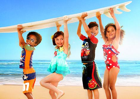 $1 Shipping  with Any Swim Shop Purchase @ Disney Store
