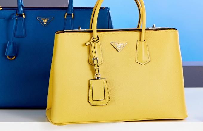Up to 31% Off+Extra 20% OffPrada Handbags on Sale @ ideel