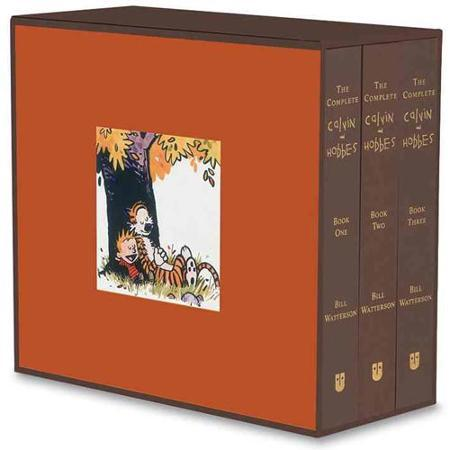 $60.38 The Complete Calvin And Hobbes