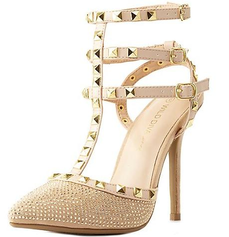 Buy 1 Get 1 for $10Select Women's Shoes @Charlotte Russe