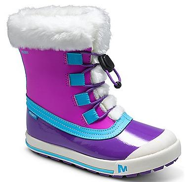 40% Off+Free Shipping Select Winter Boots @ Stride Rite