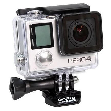 $399 GoPro HERO4 Silver Camera + $50 Walmart Giftcard + Accessories