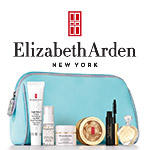 Dealmoon Exclusive! 25% OFF+ Free 7-Piece Deluxe Gift with ANY $80+ Order @ Elizabeth Arden