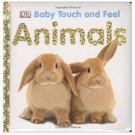 $3.49 Animals (Baby Touch and Feel) Board book