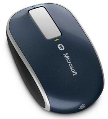 Microsoft Sculpt Touch Bluetooth Mouse for PC and Windows Tablets