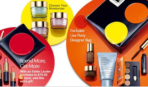 Free 7 pc gift + Free Shipping with Any $35 Estee Lauder Purchase @ Bon-Ton