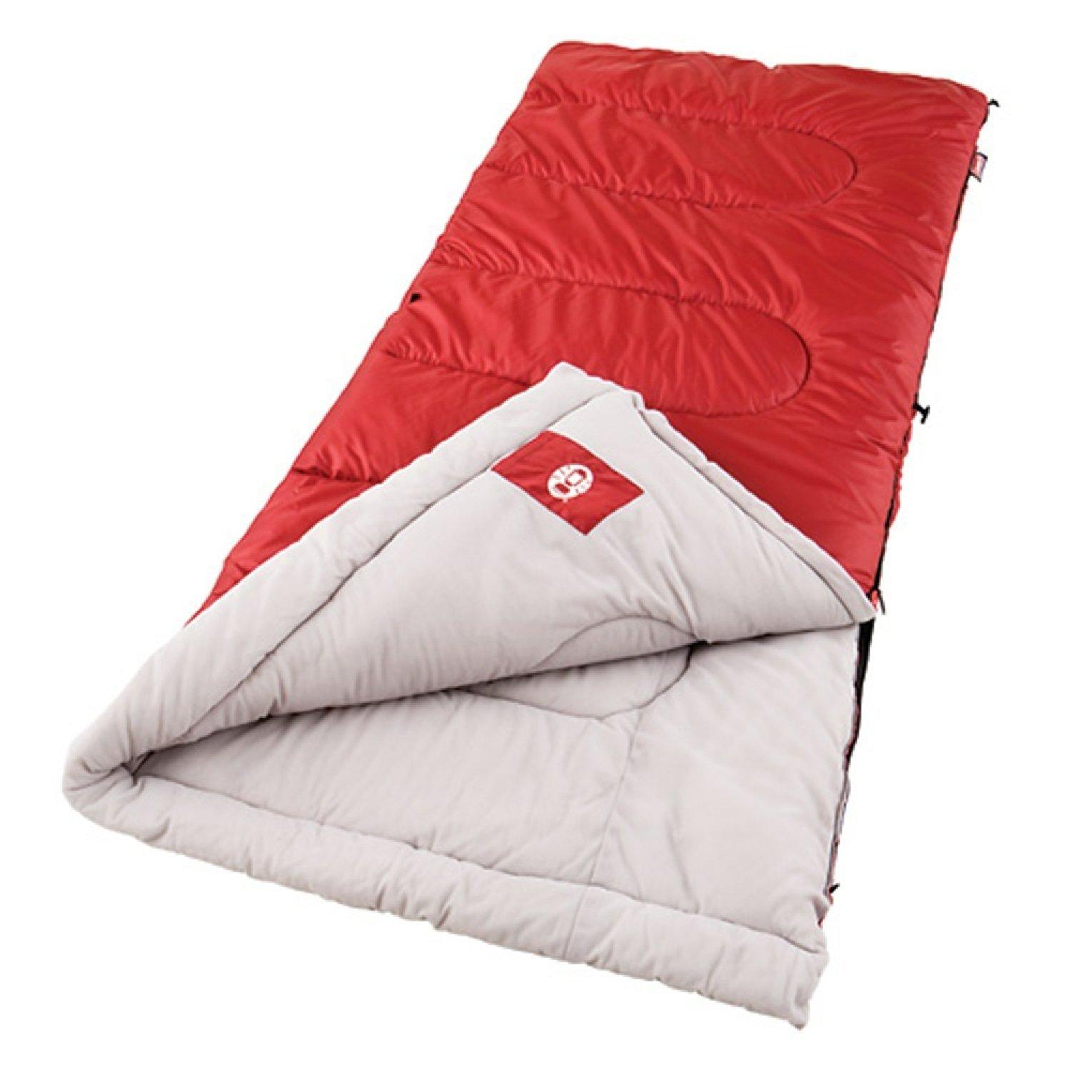 $17.49 Coleman Palmetto Cool-Weather Sleeping Bag