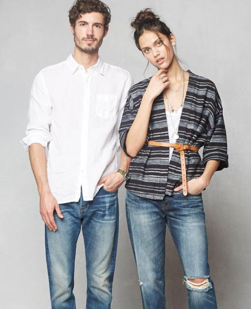 Up to 50% Off + Free shipping Men's & Women's Top and Jeans Sale @ Lucky Brand Jeans