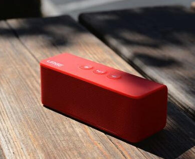 $19.99 Urge Basics Soundbrick Bluetooth Stereo Speaker (Multiple Colors Available)
