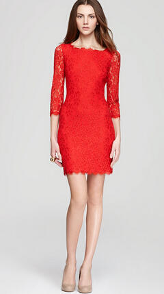 Up to 50% OffWomen's Apparel @ DVF
