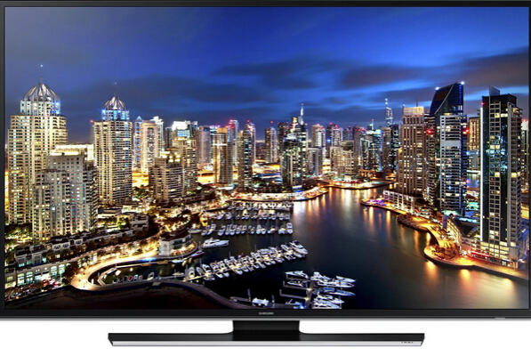 $629.99 Samsung UN40HU6950 40-Inch 4K Ultra HD 240 CMR Smart LED TV