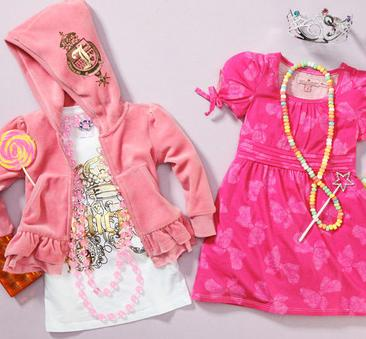 30% Off Girls & Baby Styles @ Juicy Couture