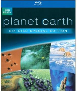 $19.99 Planet Earth: 6-Disc Special Edition on Blu-ray Disc