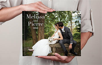 "Free 8.5"" x 11.25"" Hardcover Photo Book  with Choice of Cover Option @ MyPublisher"