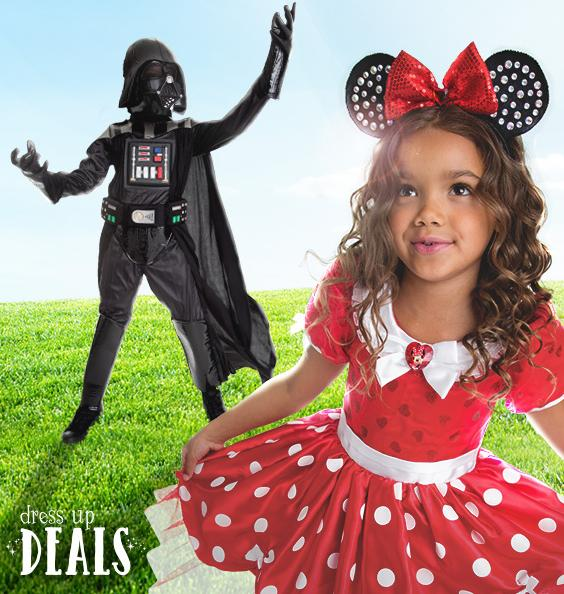 30% Off Costumes & Costume Accessories @ Disney Store