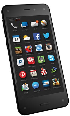 $179 Amazon Fire Phone, 32GB (Unlocked GSM)