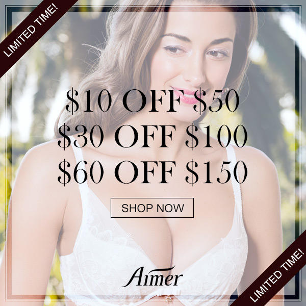 40% Off Sale @ aimeronline.com