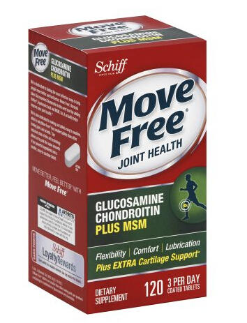 Buy One, Get One Free Schiff Move Free Supplement