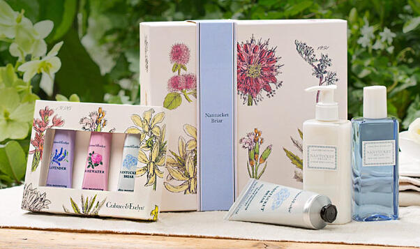 Up to 25% Off Mother's Day Gift @ Crabtree & Evelyn