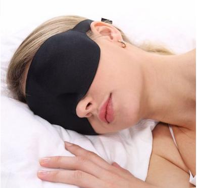 $3.96 Plemo Lightweight Silky Eye Shade Sleeping Mask