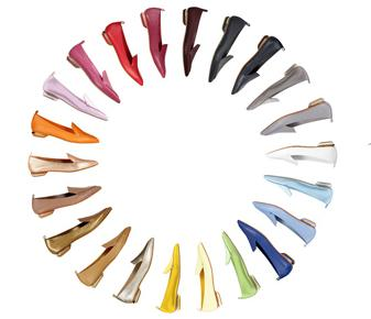 $395 Nicholas Kirkwood Loafer Collection in 22 Shades