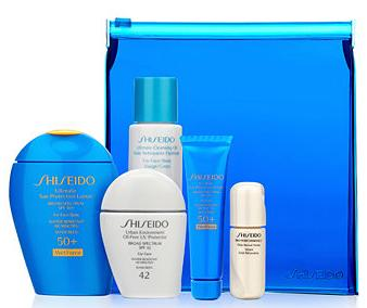 $72 Shiseido Ultimate WetForce Sun Set ($116 Value)